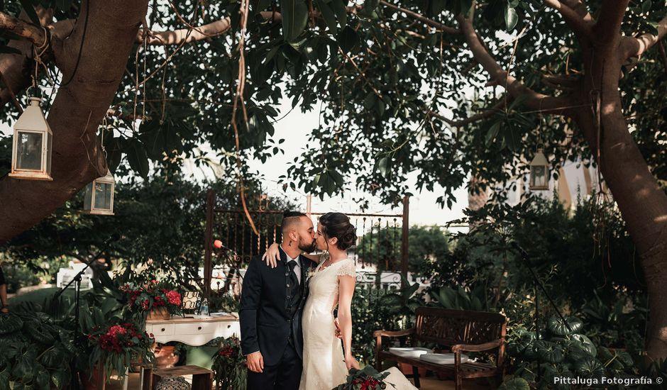 La boda de José y María en San Juan De Alicante, Alicante