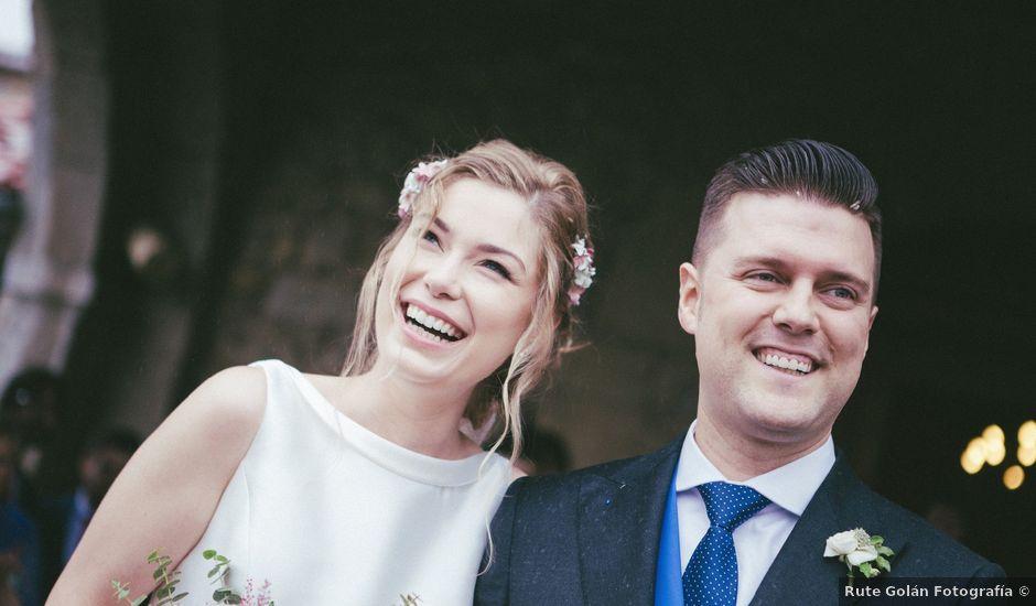 La boda de Alfonso y Mónica en Grado, Asturias