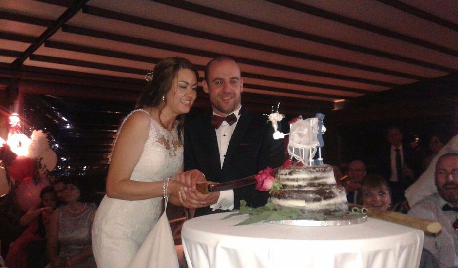 La boda de Bernat y Susana en Cala Conta, Islas Baleares