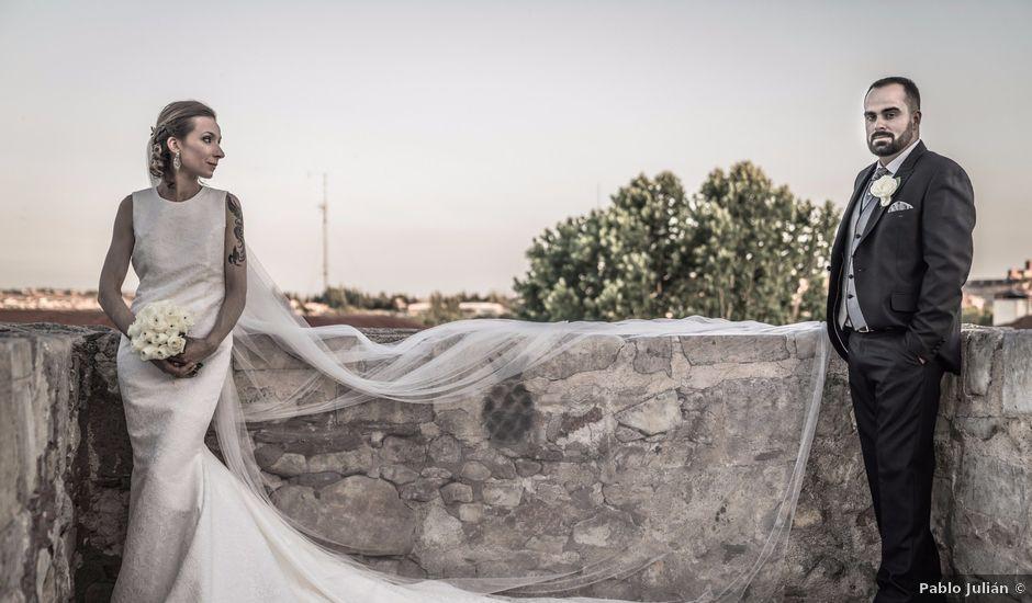 La boda de Amador y Paula en Salamanca, Salamanca