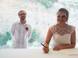La boda de Fanny  y Gastón 2
