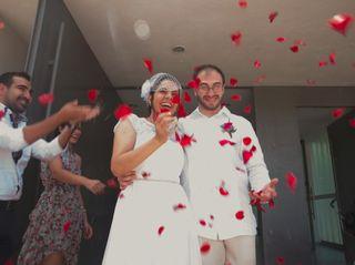 La boda de Fanny  y Gastón