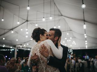 La boda de Jordana y Oscar
