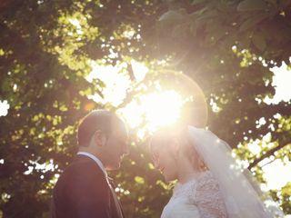 La boda de Georgina y Xavier