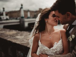 La boda de Vanessa y Rob