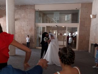 La boda de Luz  y Gustavo 1