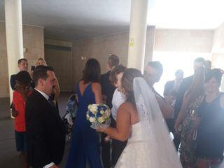 La boda de Luz  y Gustavo 2