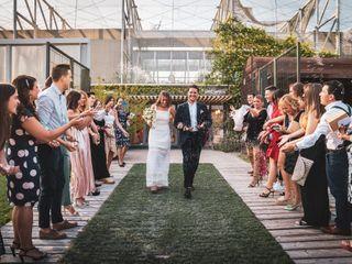 La boda de Marta y Gustavo