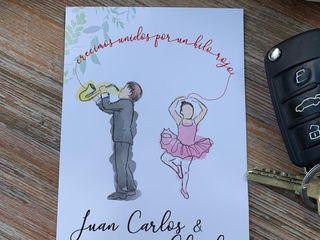 La boda de Claudia y Juan Carlos  1
