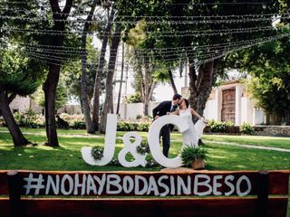 La boda de Claudia y Juan Carlos