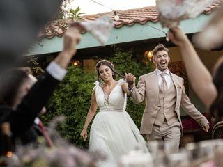 La boda de Vero y David