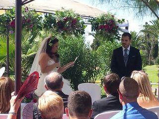 La boda de Iris  y Gabi 3