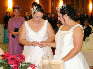 La boda de Vicky y Fany