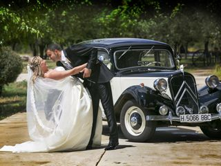 La boda de Ana Belén y Jaime