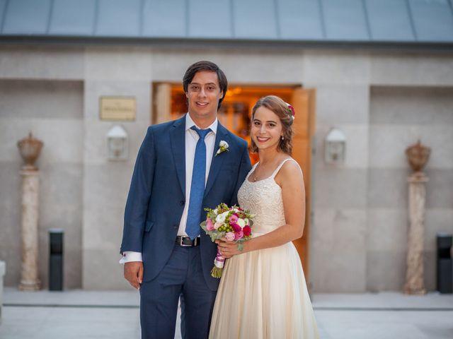 La boda de Marta y Joaquin