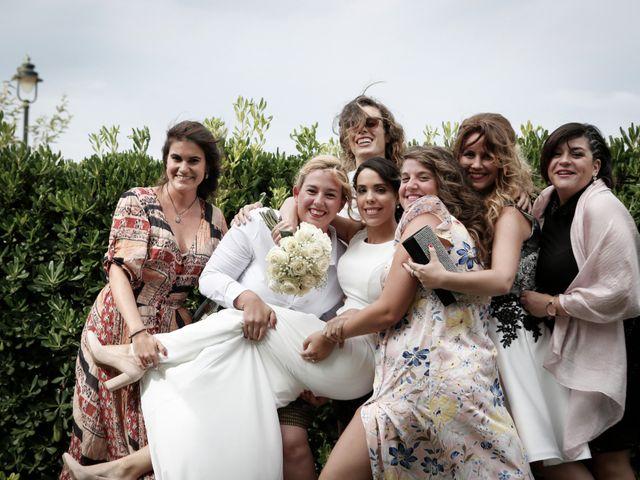 La boda de Mikel y Josune en Getxo, Vizcaya 17