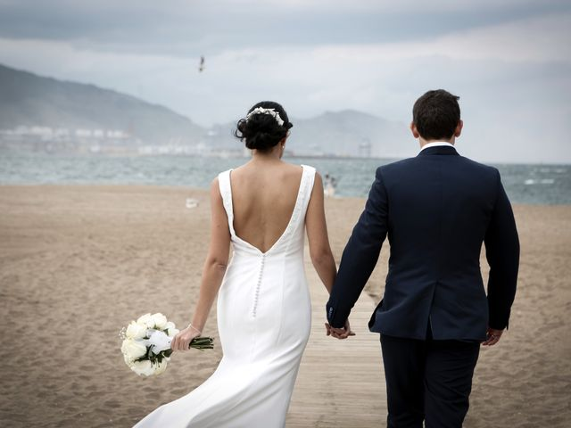 La boda de Mikel y Josune en Getxo, Vizcaya 18