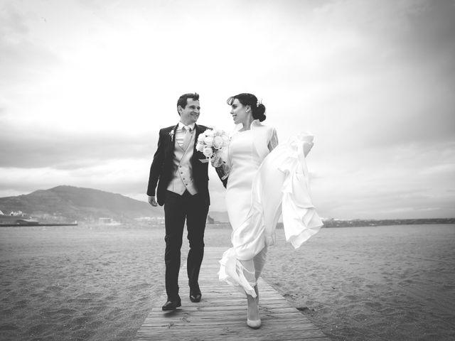 La boda de Josune y Mikel