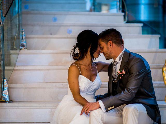 La boda de Saray y Javier
