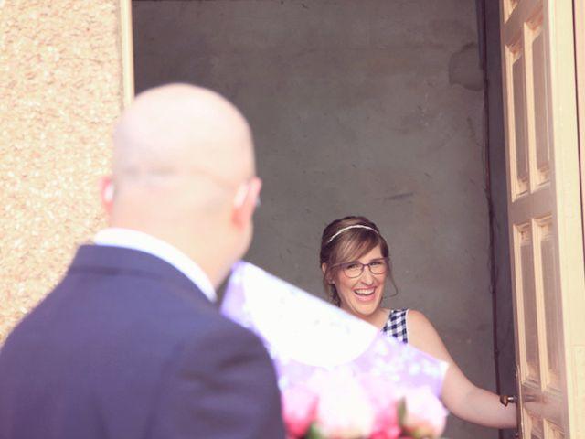 La boda de Xavier y Georgina en Bellpuig, Lleida 15