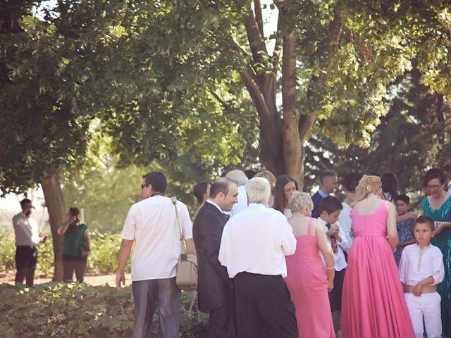 La boda de Xavier y Georgina en Bellpuig, Lleida 30