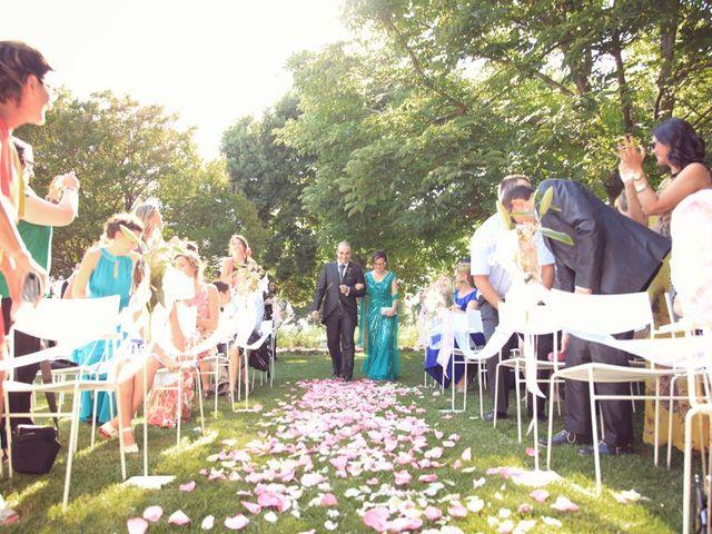 La boda de Xavier y Georgina en Bellpuig, Lleida 36