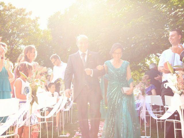 La boda de Xavier y Georgina en Bellpuig, Lleida 37