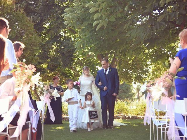 La boda de Xavier y Georgina en Bellpuig, Lleida 39