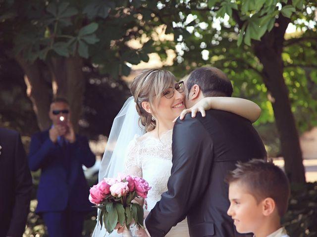 La boda de Xavier y Georgina en Bellpuig, Lleida 41