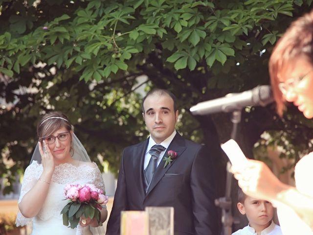 La boda de Xavier y Georgina en Bellpuig, Lleida 42