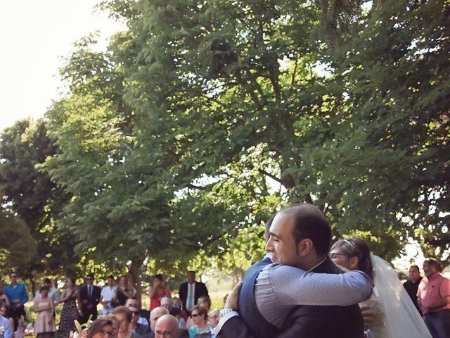 La boda de Xavier y Georgina en Bellpuig, Lleida 45