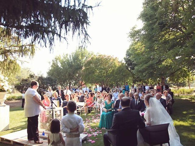 La boda de Xavier y Georgina en Bellpuig, Lleida 46