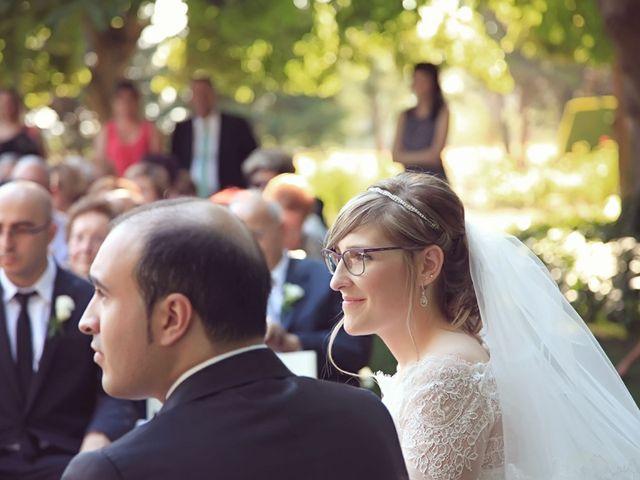 La boda de Xavier y Georgina en Bellpuig, Lleida 47