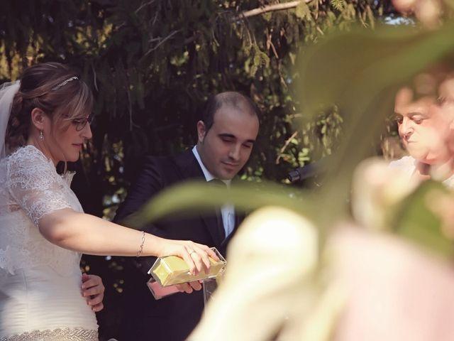 La boda de Xavier y Georgina en Bellpuig, Lleida 48