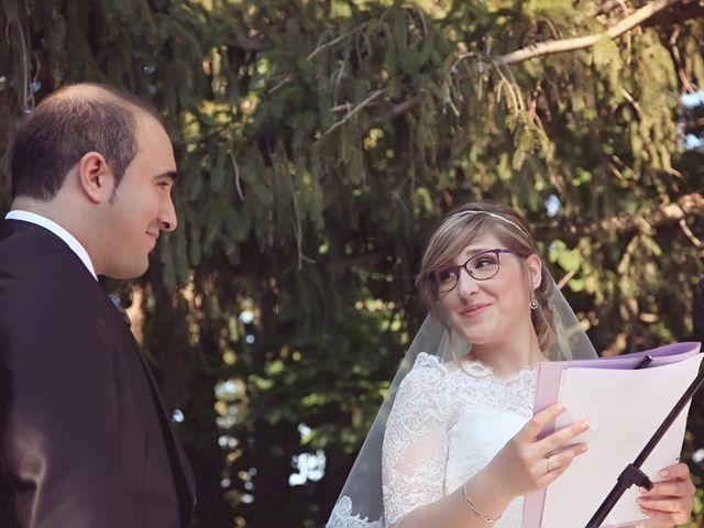 La boda de Xavier y Georgina en Bellpuig, Lleida 49