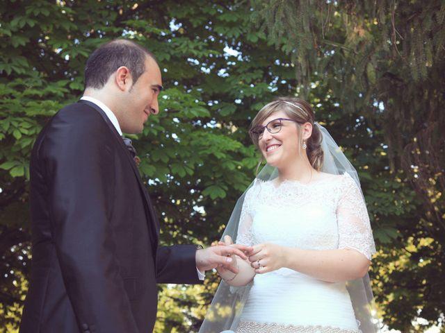 La boda de Xavier y Georgina en Bellpuig, Lleida 50