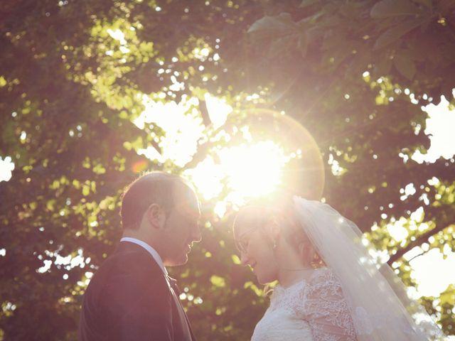 La boda de Xavier y Georgina en Bellpuig, Lleida 1