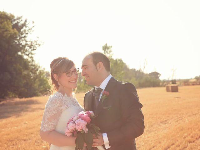 La boda de Xavier y Georgina en Bellpuig, Lleida 61