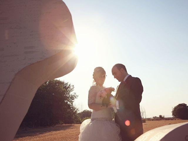 La boda de Xavier y Georgina en Bellpuig, Lleida 63