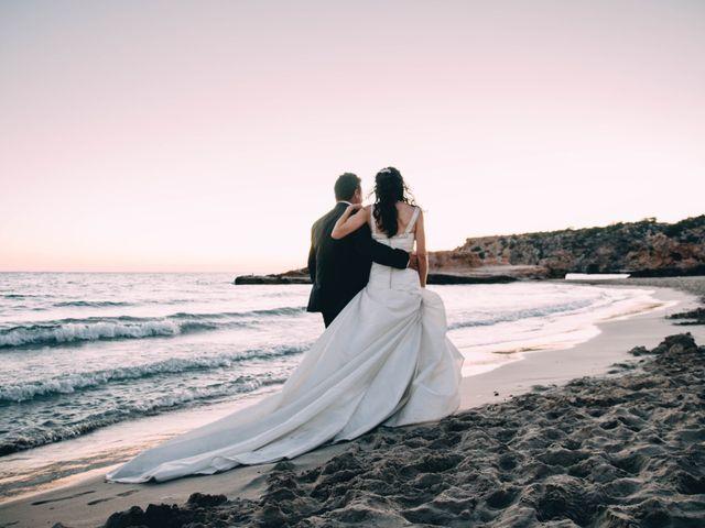 La boda de Julio y Inma en Santa Eularia Des Riu, Islas Baleares 5