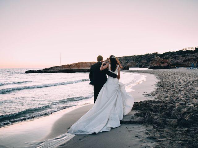 La boda de Julio y Inma en Santa Eularia Des Riu, Islas Baleares 6