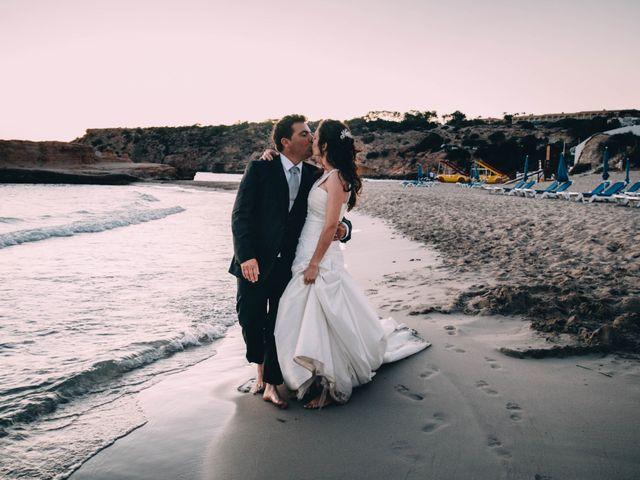 La boda de Julio y Inma en Santa Eularia Des Riu, Islas Baleares 8