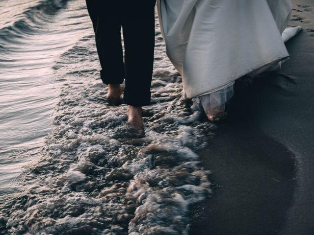 La boda de Julio y Inma en Santa Eularia Des Riu, Islas Baleares 10