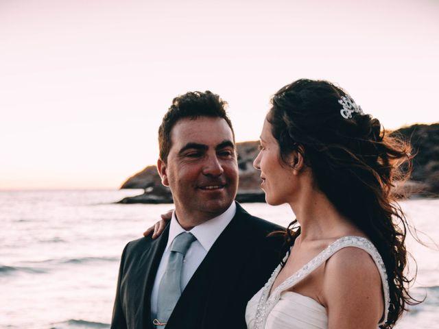 La boda de Julio y Inma en Santa Eularia Des Riu, Islas Baleares 13