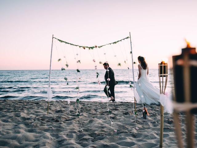 La boda de Julio y Inma en Santa Eularia Des Riu, Islas Baleares 14