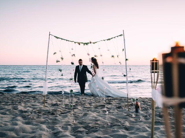 La boda de Julio y Inma en Santa Eularia Des Riu, Islas Baleares 15