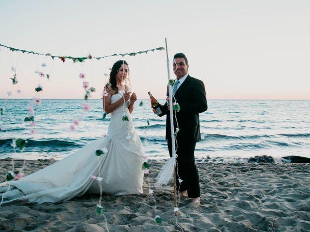 La boda de Julio y Inma en Santa Eularia Des Riu, Islas Baleares 19