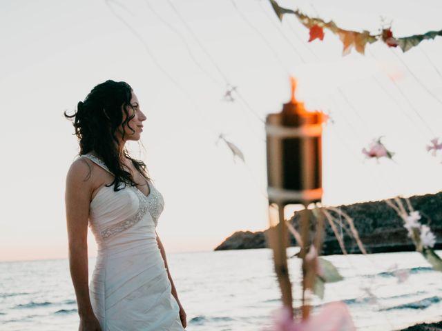 La boda de Julio y Inma en Santa Eularia Des Riu, Islas Baleares 24