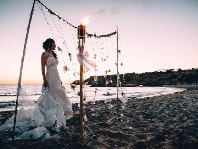 La boda de Julio y Inma en Santa Eularia Des Riu, Islas Baleares 26
