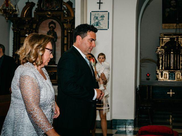 La boda de Julio y Inma en Santa Eularia Des Riu, Islas Baleares 37
